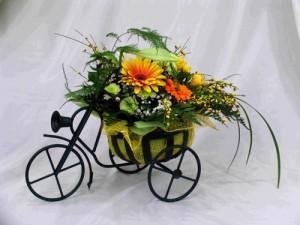 Доставка цветов как бизнес для женщин