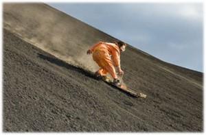 Вулканобординг как бизнес